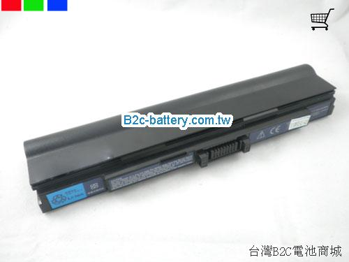 ACER 3UR18650-2-T0455 Battery 4400mAh 11.1V Black Li-ion