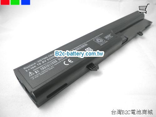 HP COMPAQ Business Notebook 6520S Battery 5200mAh 10.8V Black Li-ion