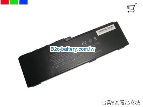HP COMPAQ Business Notebook NC4000-DG354P Battery 3600mAh 11.1V Black Li-ion