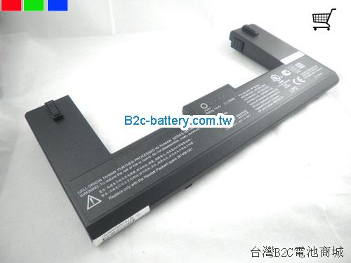 HP COMPAQ 6715b Notebook PC Battery 3600mAh 14.4V Black Li-ion