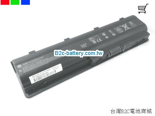 HP MU06 Battery 47Wh 10.8V Black Li-ion