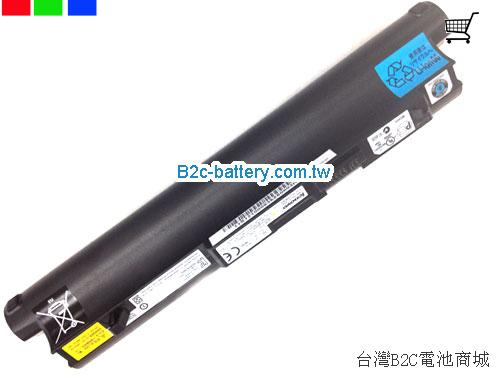 LENOVO S10 Battery 5200mAh 11.1V Black Li-ion