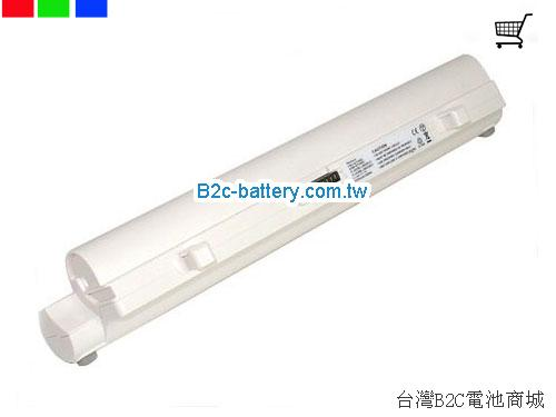 LENOVO S10 Battery 5200mAh 11.1V White Li-ion
